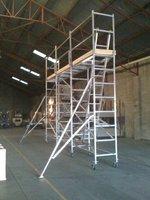 High Quality Construction Scaffold Aluminium Scaffolding
