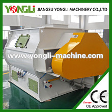 Easy processing efficient operation animal feed mixer for sale