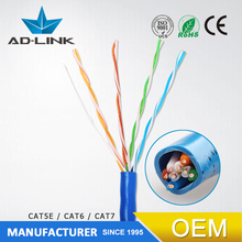best selling item 0.5 cca/ofc utp cat5 4p cable lan cable 100m 305m