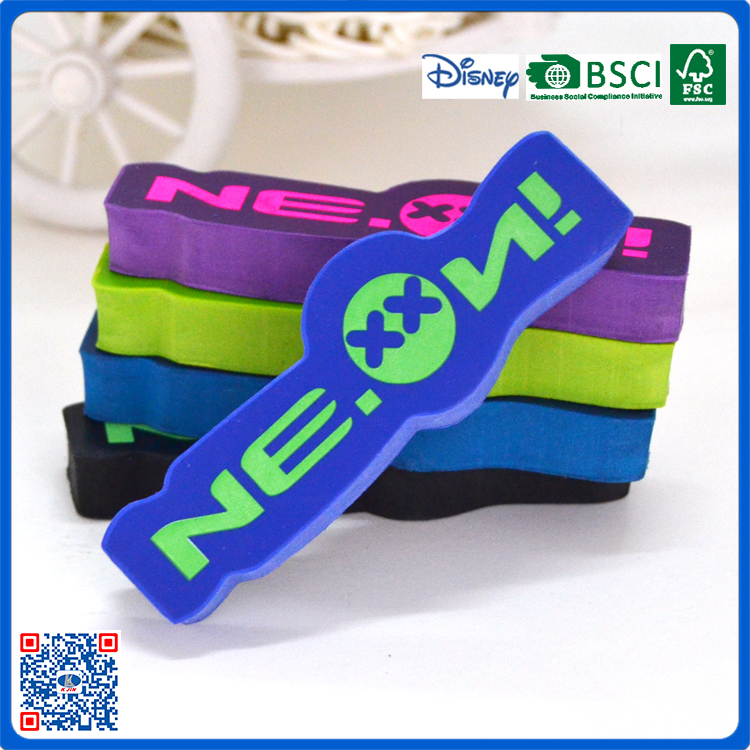 stationery from school erasers custom printed chemical ink eraser