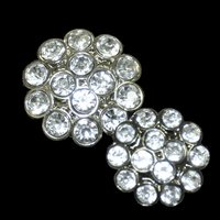 High Quality Fashion Crystal Upholstery Cover Buttons