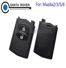 Top Quality Mazda M2 M3 M5 M6 Flip Remote Key Case Replace 2 Button Fob
