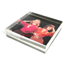 1 Inch Thick with Metal Back 4.5 Inch Square picture frame
