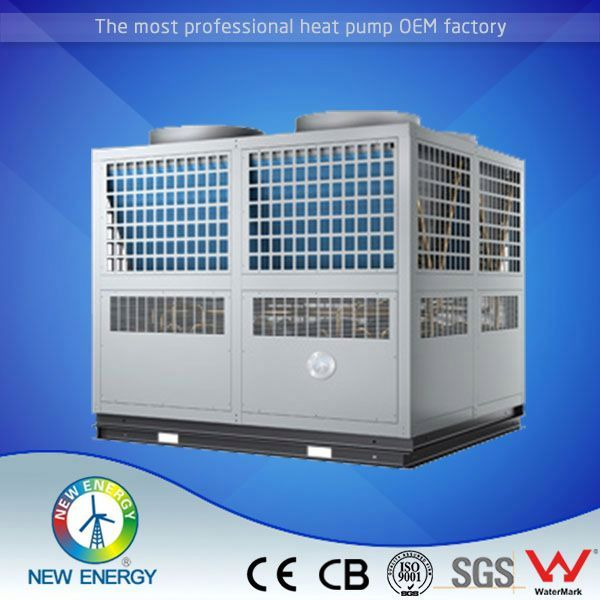 best cold weather heat pumps for hotel hot water supply