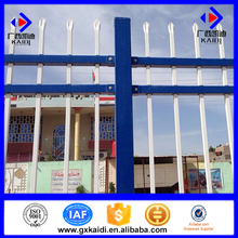 Hot Dip Galvanised Steel Metal Industrial Safety Fence