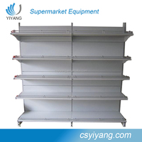 supermarket shelf wobbler display shelf