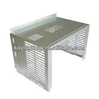China made high quality custom window air conditioner stamping cover/case/shell