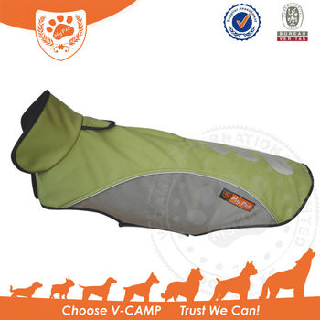 new design warm reflective dog Coat, dog clothes