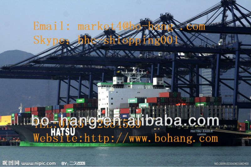 sea freight from jebel ali to bandar abbas---Skype: bhc-market1
