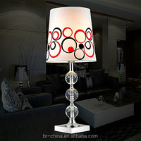 high quality simple crystal table lamp TL1912B
