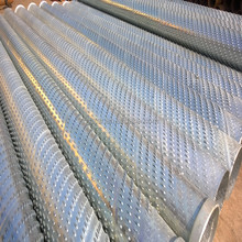 specification how to use a carbon steel bridge slot screen