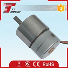Magnetic high rpm 24 v dc electric motor