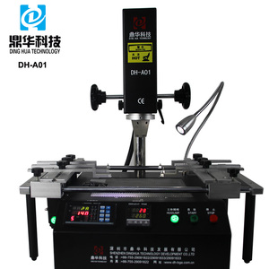 Dinghua bga key machine /soldering iron rework lcd tv motherboard/lenovo DH-A01motherboard repair service