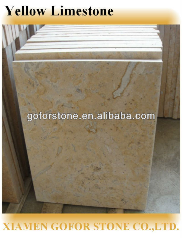 Popular yellow limestone