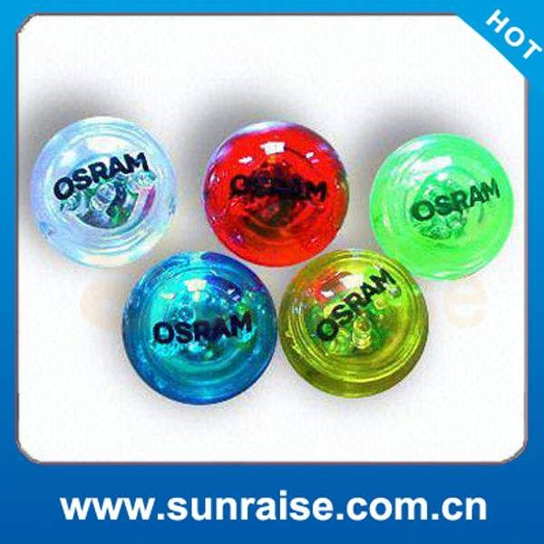 Customized Logo Promotional bouncing rubber band ball Cheap Wholesale