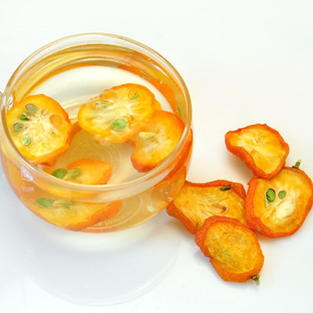 Free Sample Dried Kumquat Slices Can be Dried Fruit to Eat