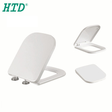 Popular Adjuatable Soft Close Hygiene Toilet Seat Cover for WC used