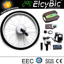 48v battery high speed brushless electric bike hub motor(kits-9)