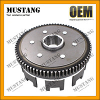 Clutch Cover for Motorcycles CG200cc Made in Chongqing Factory