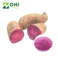 Chinese Purple Sweet Potato Extract Powder, Purple Sweet Potato Color