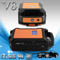 12V/24V Jump Starter Lifepo4 Battery and Utraportable Power Bank Station for Mobile Devices and Car Batteries