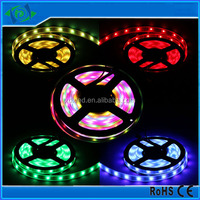 WS2801 smd LED strip 5050rgb 24v 32leds/m waterproof ip67 led light bar