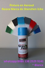 Car body paint spray