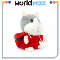 Children Toys Stuffed Animal Plush Soft Mouse