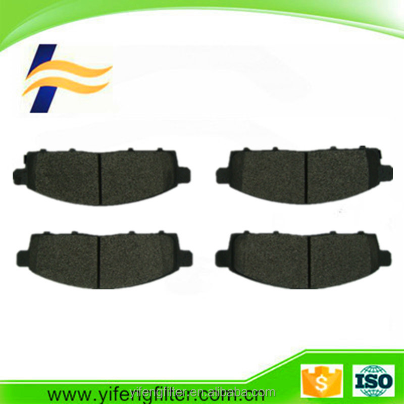 uto brake pads used for MITSUBISHI TRITON <strong>L200</strong>,original high quality,4605A284