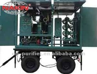 ZYM150 power plant movable insulating oil recycling equipment