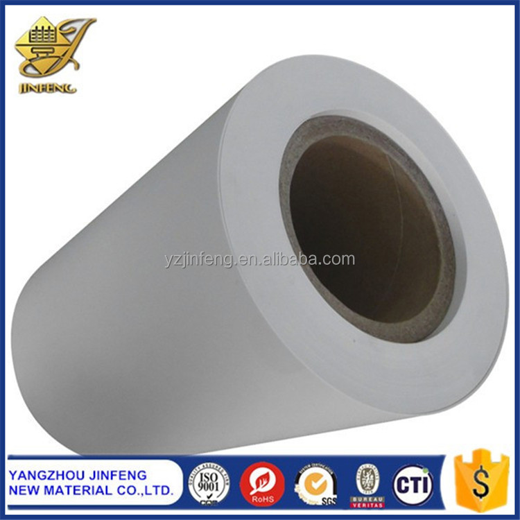 White PVC Sheet In Rolls Manufacturing Process