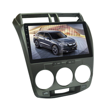 car android gps navigation auto box for honda city
