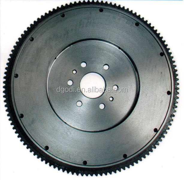 Auto spare parts supplier OEM custom small dual mass generator flywheel