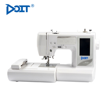 DOIT 8090 Multi-function domestic embroidery sewing machine industrial computerized household sewing machine