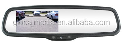 AK-043LA 4.3 rear view camera mirror germid
