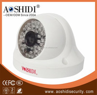 P4B96-AHD High definition analog 960P 1.3MP dome indoor ahd camera