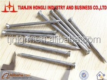 Galvanized concrete nails fluted Shank/steel nail