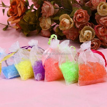 EVA Aroma Beads Organza Scented Sachet/ Fragrance Bag/Scented bag
