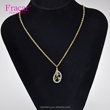 Trend 2018 Unique Sex Girl Design Necklace Round Pendant Necklace Accessories Women Necklace