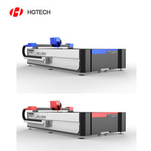 20mm Carbon steel Laser Cutting Machine Fiber Price From Wuhan HGTECH Laser With CE ISO SGS Certification