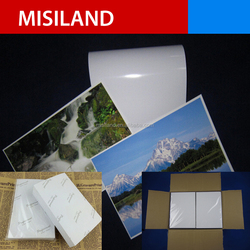 Waterproof Inkjet High Glossy Photograph Printing 210gsm photo paper papel fotografico