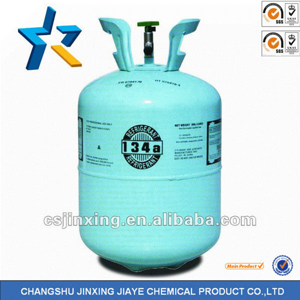 HFC 134a refrigerant with 99.99% purity