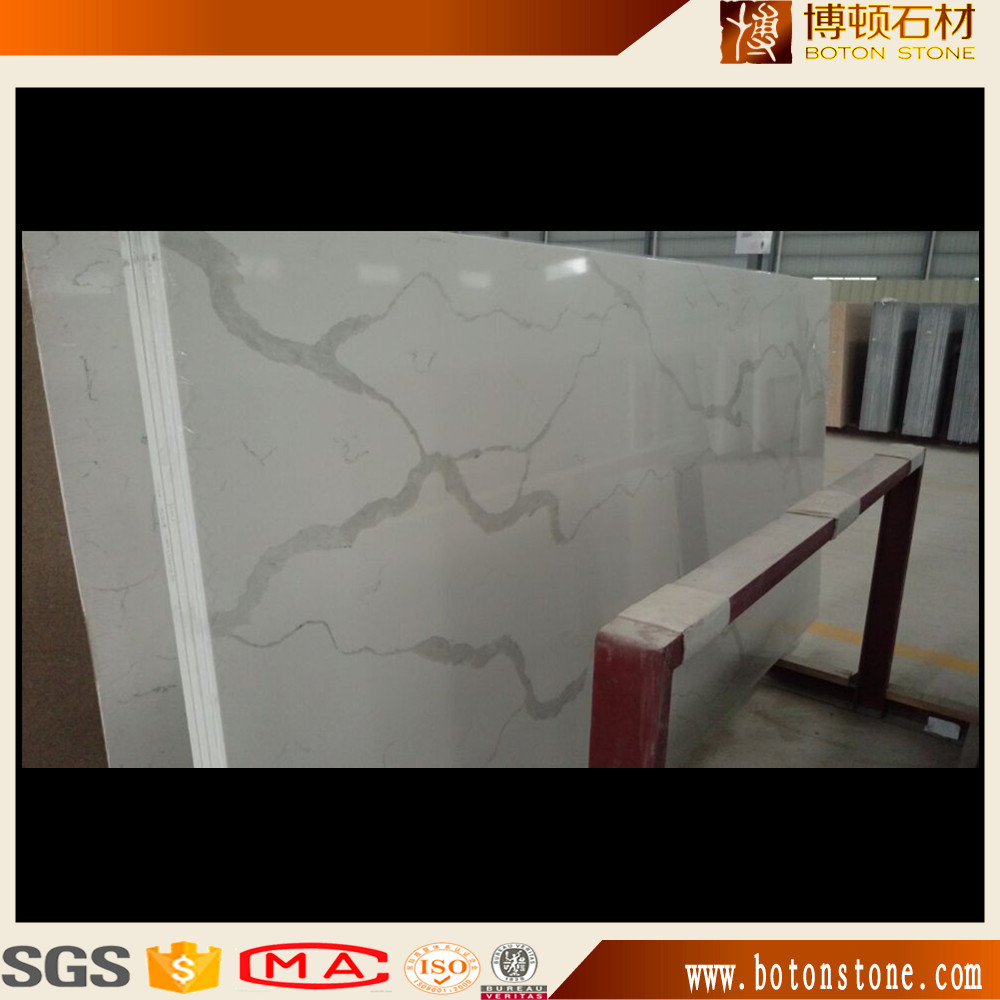 Statuario Quartz White,Statuary White Quartz Slabs