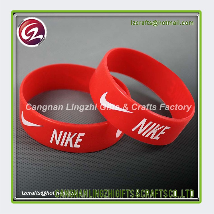 Fashion Accessories snap silicone bracelet