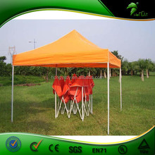Easy Set Up Outdoor Folding Tent For Trade Show , Advertising Folding Gazebo Tent 3x3m