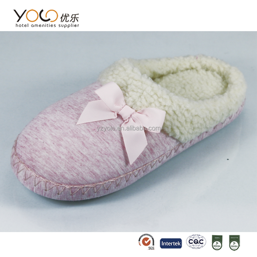 very cheap warm bedroom slippers for women