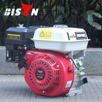 BISON(CHINA) Air Cooled 4 Stroke Water Pump Generator Air Compressor Loncin Engine