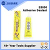 Low Price Professional Waterproof Adhesive Sealant e8000 For Electronic Lcd Repair