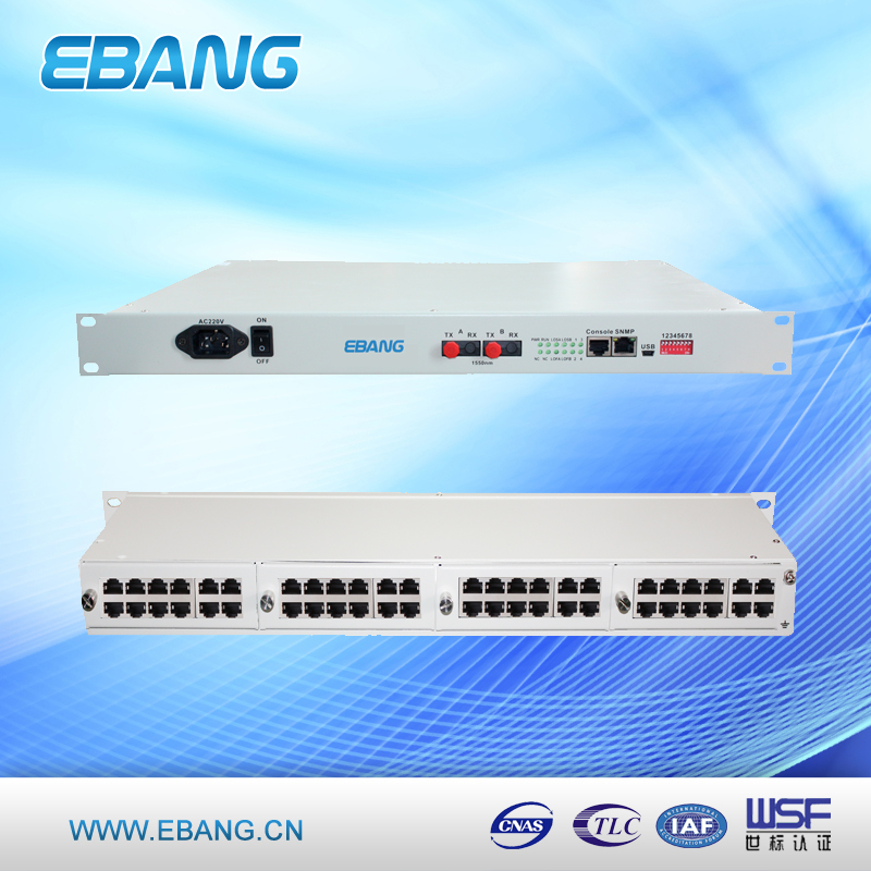 STM 1 SDH Fiber Optical Multiplexer