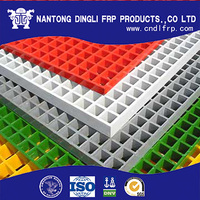 ISO Approved Corrosion Resistant Frp Plastic